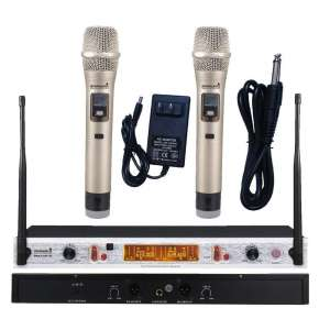 STARAUDIO Dual Wireless Microphones