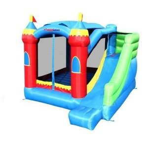Bounceland Royal Palace Inflatable Bounce House