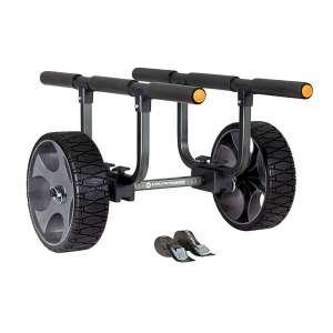 Wilderness Systems 8070121 Heavy-Duty Kayak Cart, Black