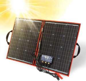 DOKIO Foldable Solar Panels
