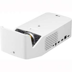 LG HF65LA Ultra Short Throw LED Home Theater CineBeam Projector with Smart TV and Bluetooth Sound Out (2019 Model)
