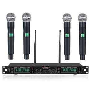Phenyx Pro Wireless Microphones
