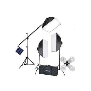 StudioFX Large Photography Softbox Lighting Kits