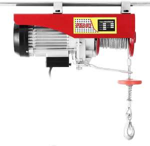 BestEquip 1500LBS Electric Hoist Lift