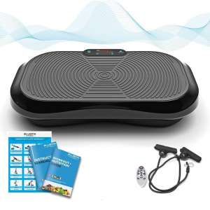 Bluefin Fitness Vibration Power Plate Platform