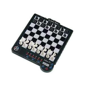 Excalibur Saber IV Electronic Chess