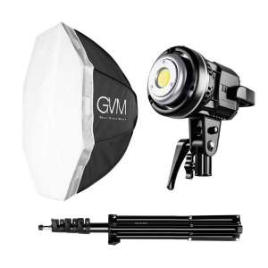 GVM Softbox Lighting Kits