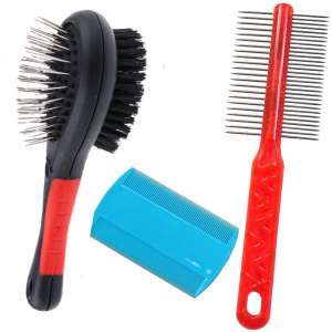 SONKI Pet Professional Grooming Brushes