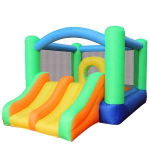 RETRO JUMP Inflatable Bounce House