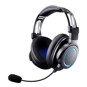 Audio-Technica ATH-G1WL Wireless Gaming Headsets