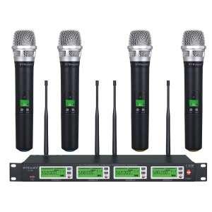 GTDaudio Handheld Wireless Microphones