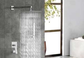 Rain Mixer Shower