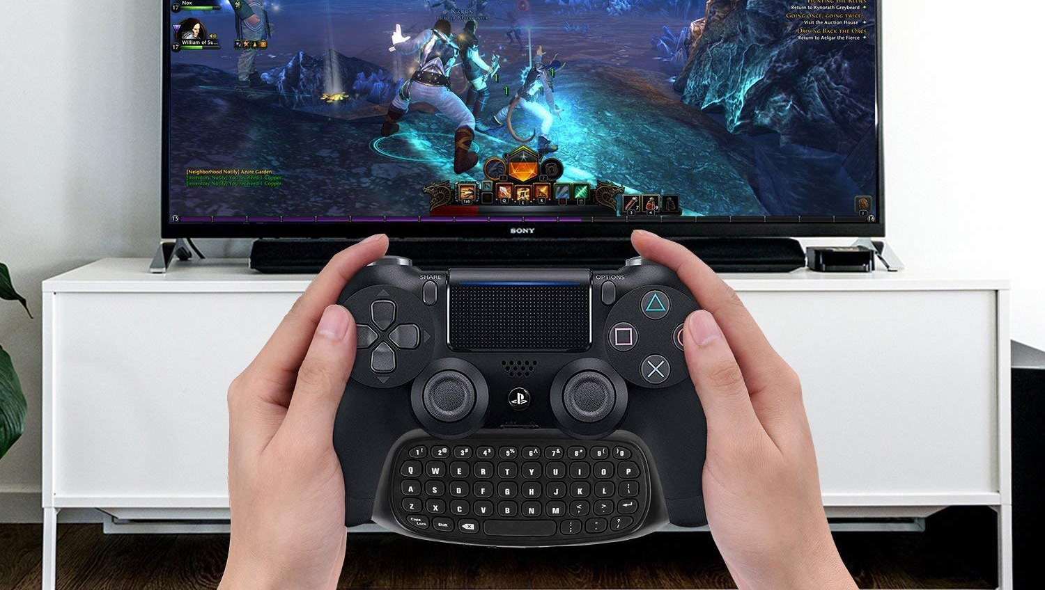 Top 10 Best Ps4 Controller Keyboard In 2020 Reviews I Guide