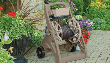 image feature Wheel garden hose reel chart