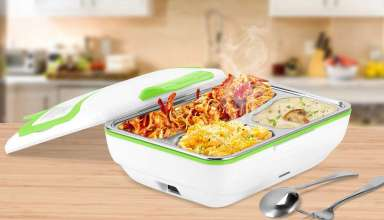 image feature portable food warmer