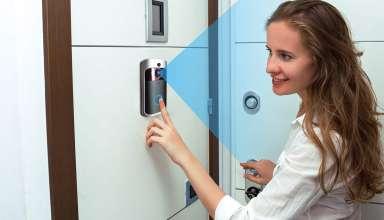 image feature wifi video doorbell