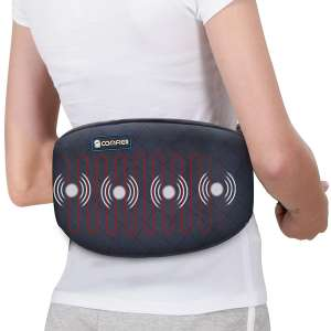 COMFIER Heating Pad for Back Pain