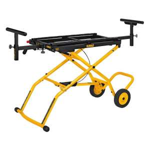 DEWALT DWX726 Miter Saw Stand With Wheels