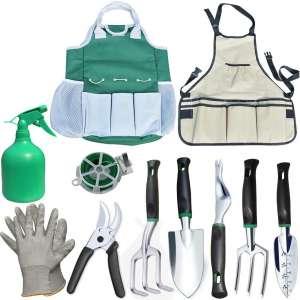 Auelife Garden Tools Set
