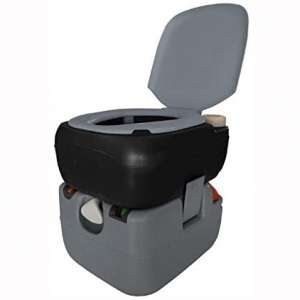 Reliance Products Flush-N-Go 4822 Portable 3 Gal Flushing Toilet