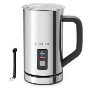 Secura Automatic Electric Milk Frother 250ml