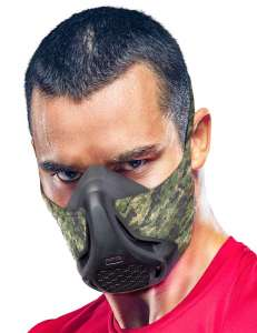 Sparthos Workout Mask - High Altitude Elevation Simulation - for Gym, Cardio, Fitness, Running