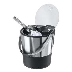 Oggi Ice Bucket, 4-Quart (Black)