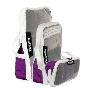 Taskin Air NEW Ultralight Compression Packing Cubes