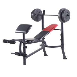 Weider Pro 265 Weight Bench