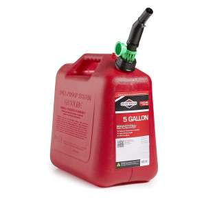 Briggs & Stratton 85053 Gas Can - Auto Shut-Off