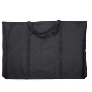 Jjring Dacron Art Portfolio Bag, Black