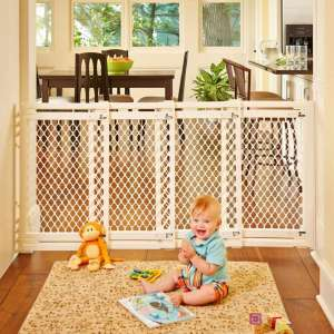 North States Extra-Wide 62 inches Baby Gate