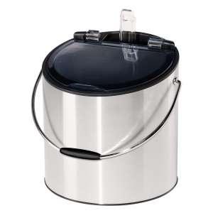 Oggi 7440 Ice & Wine Bucket with a Flip Top Lid