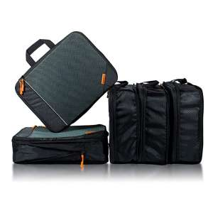 Terohouse 5 Set Compression Packing Cubes