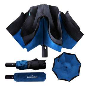 Ozonesphere Windproof Travel Umbrella