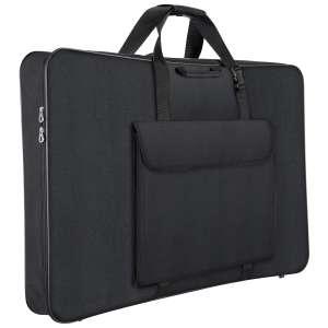 1st Place Products Art Portfolio Case - Shoulder Straps and Carry Handle
