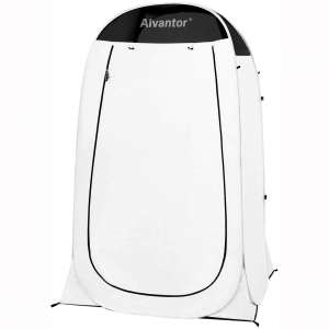 Alvantor Shower Tent Changing Room Outdoor Toilet Privacy Pop Up Camping Dressing