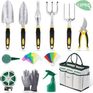 YISSVIC Garden Tools Set