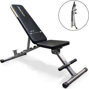 Fitness Reality Adjustable Weight Bench