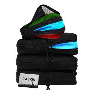 Taskin Compression Packing Cubes