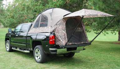image feature tents for pickup trucks