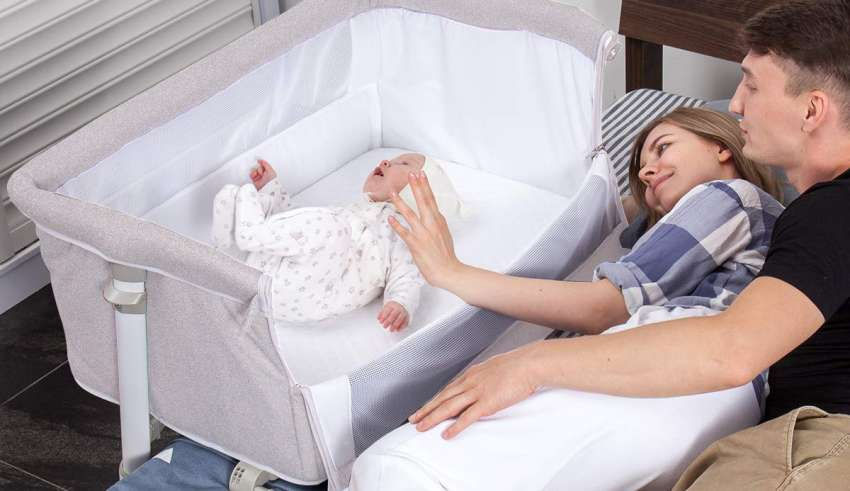 image feature Bedside Sleeper Bassinet