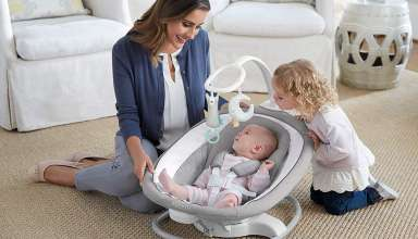 image feature baby swings