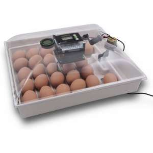 IncuView Automatic Egg Incubator with an In-Built Egg Turner