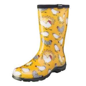Sloggers Women's Waterproof Rain and Garden Boots