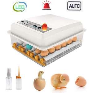 H HUKOER 18 Egg Incubator