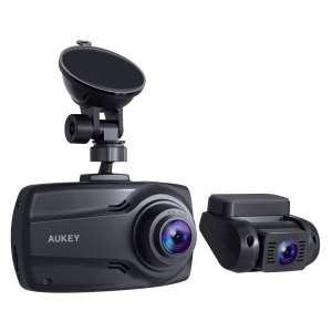 AUKEY 1080P 2.7-inches Screen Dual Dash Cams