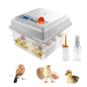 SAFEGO Mini Automatic Egg Incubator 16 Eggs Capacity