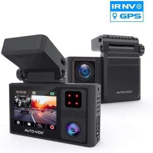 AUTO-VOX 1920x1080P Dual Dash Cam