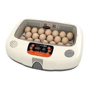 R-Com Plastic/Metal Automatic Egg Incubator